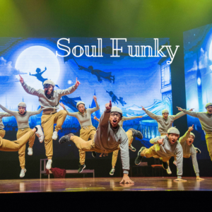 Soul Funky is the first tertiary funk dance club in Singapore, dedicated to spreading the love for popping